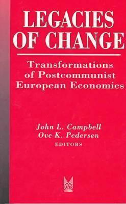 Legacies of Change Ove Kaj Pedersen