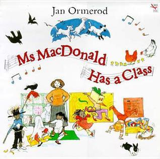 Ms MacDonald Has A Class Jan Ormerod