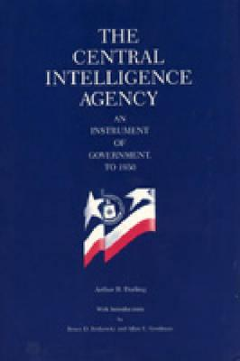 Central Intelligence Agency - CL.  by  Arthur Burr Darling