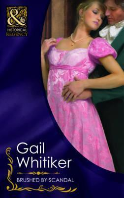 Brushed  by  Scandal by Gail Whitiker
