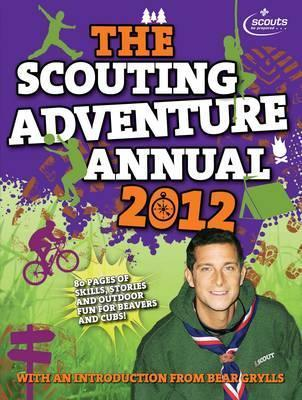 The Scouting Adventure Annual 2012 Amanda Li