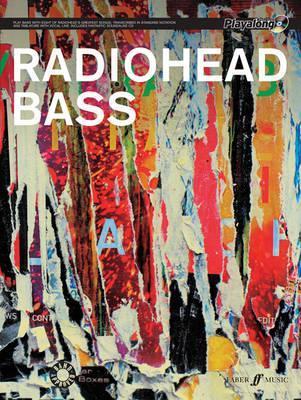 Radiohead Authentic Bass Playalong: Bass Tab Radiohead