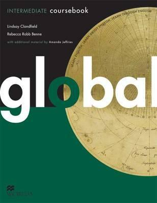 Global Intermediate: Students Book Pack  by  Lindsay Clandfield