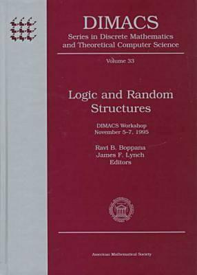 Logic and Random Structures: Dimacs Workshop, November 5-7, 1995 Ravi B. Boppana
