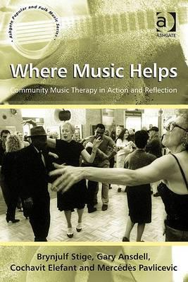 Elaborations Toward a Notion of Community Music Therapy  by  Brynjulf Stige