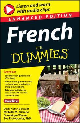 French for Dummies, Enhanced Edition  by  Dodi-Katrin Schmidt