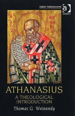 Theology of St Cyril of Alexandria: A Critical Appreciation Thomas G. Weinandy