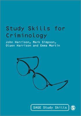 Study Skills For Criminology  by  John     Harrison