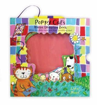 Poppy Cats Magic Drawing Book  by  Lara Jones