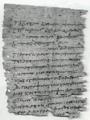 Oxyrhynchus Papyri 73 N. Gonis