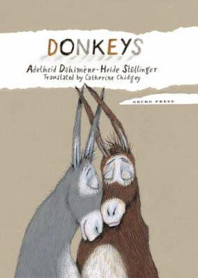 Donkeys  by  Adelheid Dahlmne