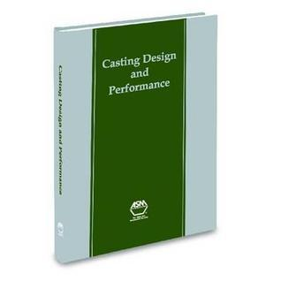 Casting Design and Performance  by  ASM International