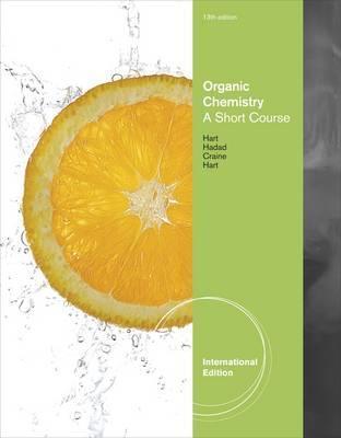 Organic Synthesis Via Examination of Selected Natural Products David J. Hart