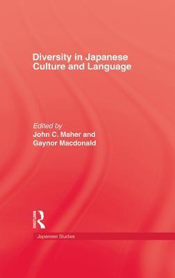 Diversity in Japanese Culture John C. Maher