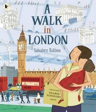 Walk in London  by  Salvatore Rubbino
