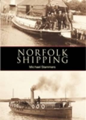 Norfolk Shipping  by  Michael Stammers