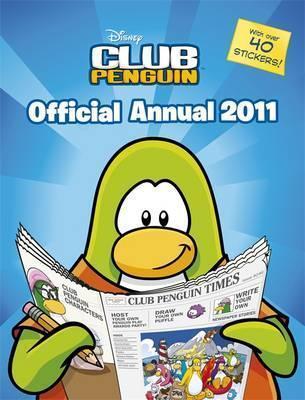 Club Penguin: The Official Annual 2011 Sunbird
