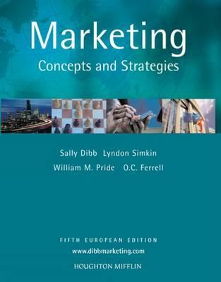 Marketing Casebook: Keynote Cases  by  Sally Dibb