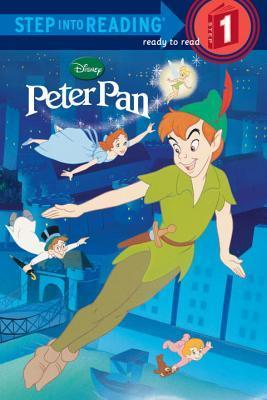 Peter Pan Step into Reading Christy Webster