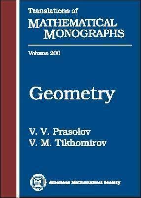 Geometry  by  V.V. Prasolov