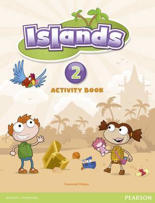 Islands Handwriting Level 2 Activity Book Plus Pin Code Susannah Malpas