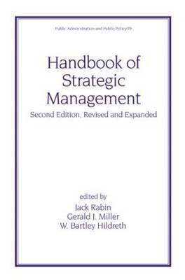 Handbook Of Public Administration Jack Rabin