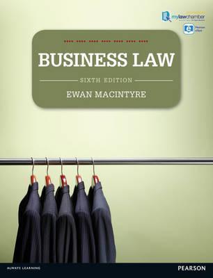 Business Law Ewan MacIntyre