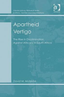 Apartheid Vertigo  by  David Mario Matsinhe