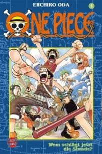 One Piece, Bd.5, Wem schlägt jetzt die Stunde? (One Piece, #5) Eiichiro Oda