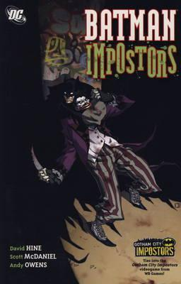 Imposters. Writer, David Hine David Hine