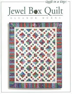 Jewel Box Quilt  by  Eleanor Burns