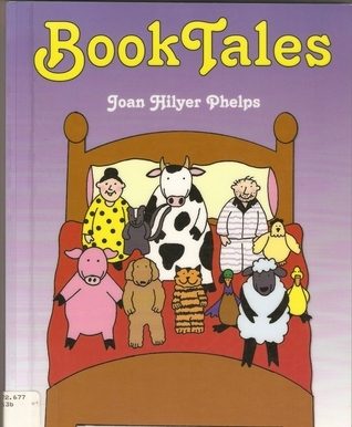 Book Tales  by  Joan Hilyer Phelps