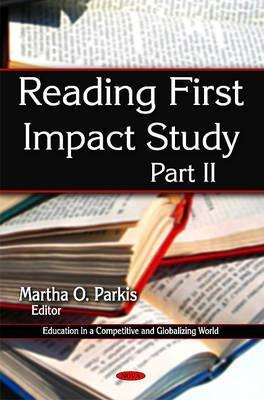 Reading First Impact Study. Part II  by  Beth C. Games