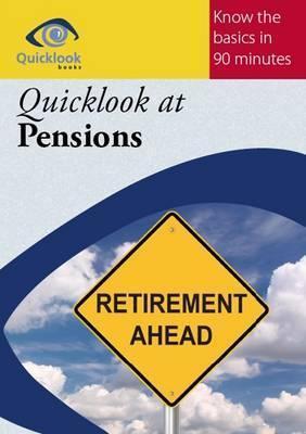 Quicklook at Pensions  by  Martin Fagan