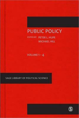 Public Policy  by  Michael  Hill