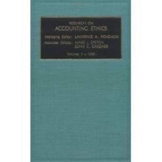 Research on Accounting Ethics, Volume 1  by  Lawrence A. Ponemon