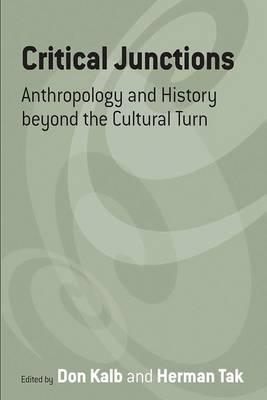 Critical Junctions: Anthropology and History Beyond the Cultural Turn  by  Herman Tak