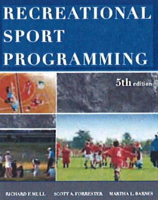 Recreational Sport Programming Richard F Mull