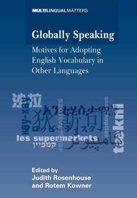 Globally Speaking  by  Judith Rosenhouse