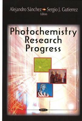 Photochemistry Research Progress  by  Alejandro Sanchez