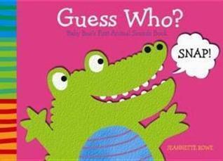 Guess Who?. Jeannette Rowe  by  Jeannette Rowe