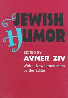 Jewish Humor Avner Ziv