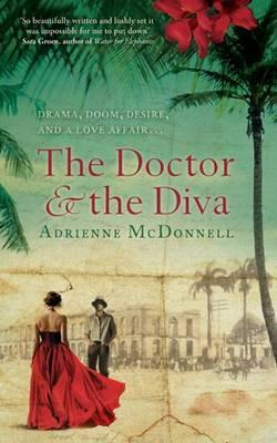 The Doctor & the Diva  by  Adrienne McDonnell