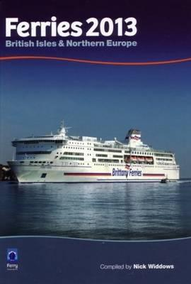 Ferries 2004: British Isles and Northern Europe  by  Nick Widdows