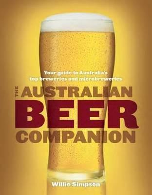 The Australian Beer Companion Willie Simpson