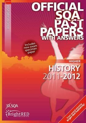 History Higher Sqa Past Papers 2012 SQA