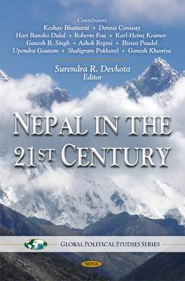 Nepal in the 21st Century Keshav Bhattar