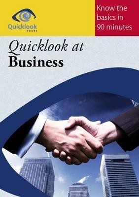 Quicklook at Business Chris Churchouse
