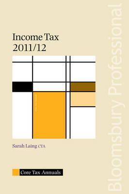Income Tax 2011/12  by  Sarah  Laing