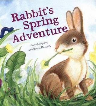 Rabbits Spring Adventure  by  Anita Loughrey